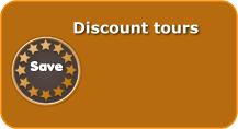 Discount tours  Save